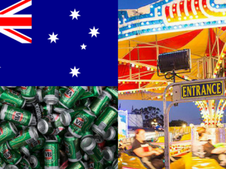 BOGAN PRIDE! 100 drunk 'White' youths 'celebrating' Australia Day attack children & parents at kid's carnival