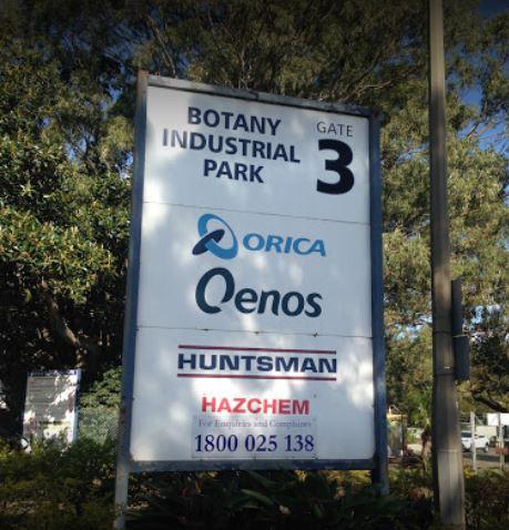 Botany Industrial Park