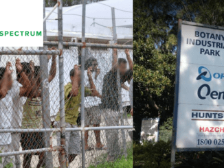 """""""A CITIZEN OF GOOD STANDING"""": Company behind asylum seeker concentration camps let off hook by judge despite guilty finding over worker's death"""