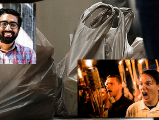 PLASTIC BAG BAN BONKERS! Racist yobbos send personal death threats to journalist Osman Faruqi for rubbishing Coles cave-in