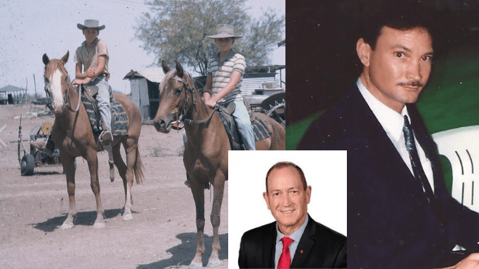"STRANGE BEDFELLOWS! Unhinged White Supremacist senator Fraser Anning united in anti-Muslim & racist hatred with ""sexually deviant"", ""pervert"" gay brother"