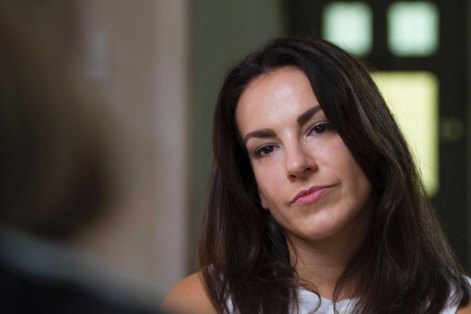 Angela Scundi ABC 730 Report