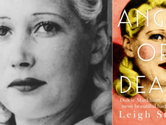 CRIME CULTURE: Angel of Death by Leigh Straw