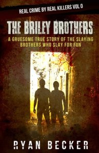 the briley brothers book Cover By Ryan Becker