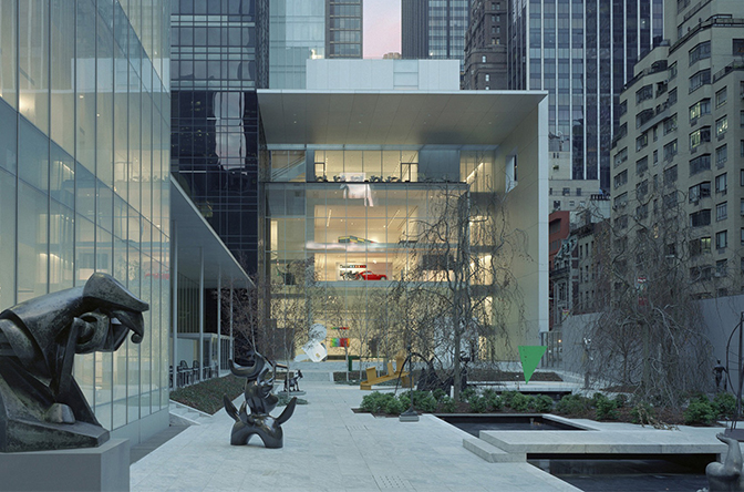 MoMA – Museum of Modern Arts