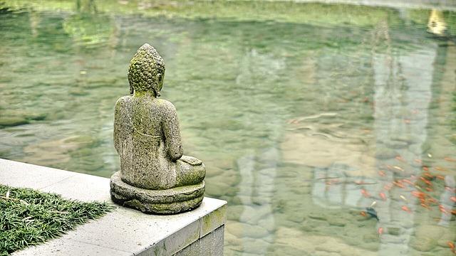 Paises mais visitados do mundo - Estátua de Buda - China
