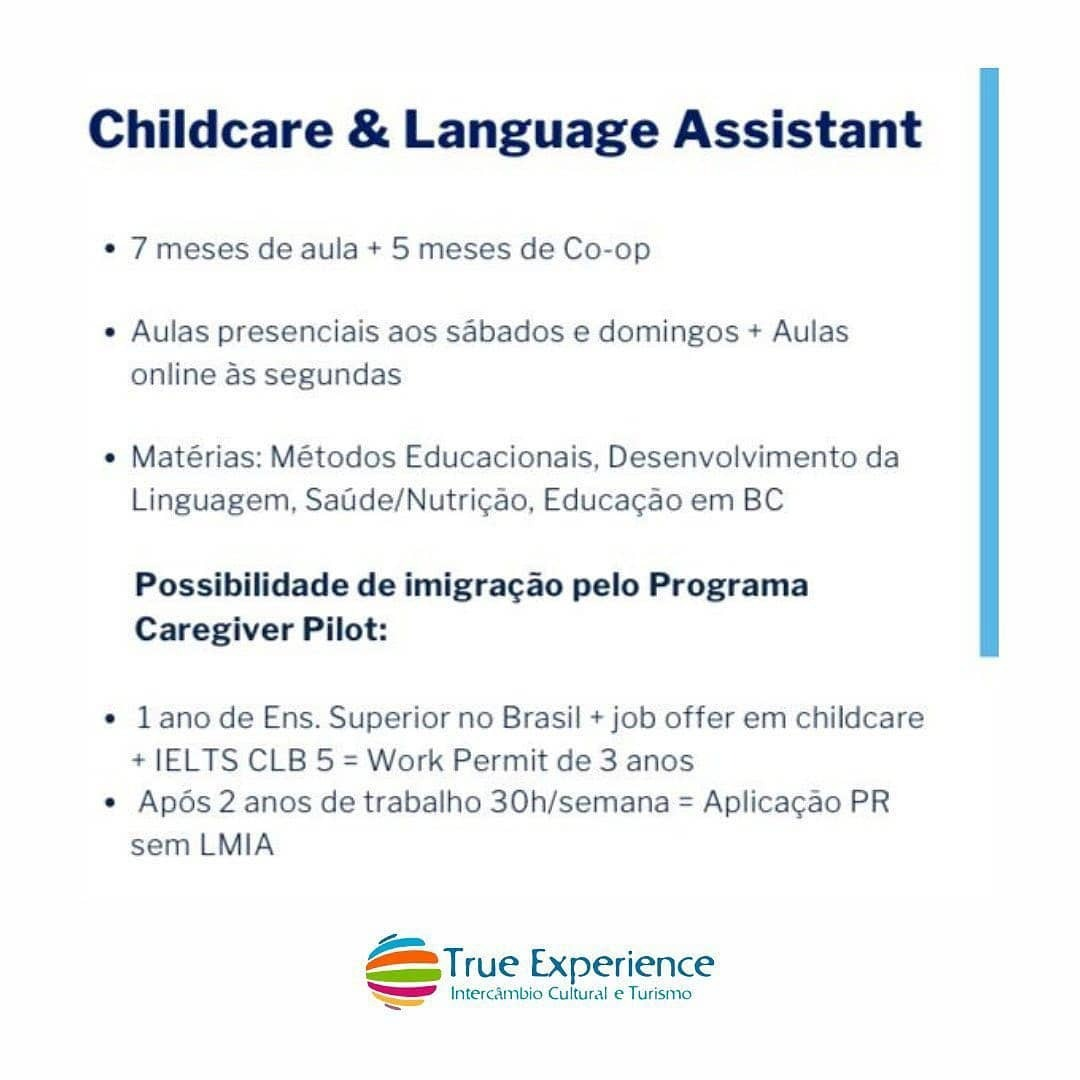 ChildCare and Language Assistant
