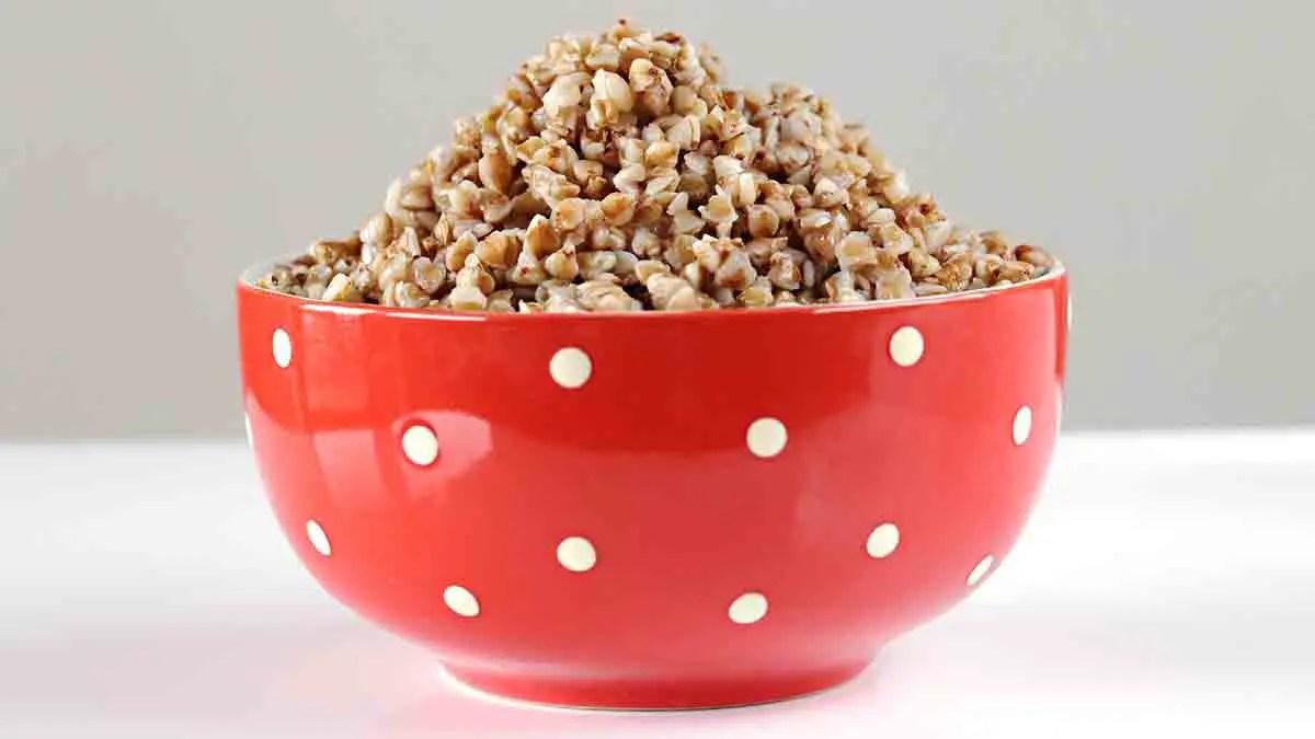 Δίαιτα με φαγόπυρο για αδυνάτισμα