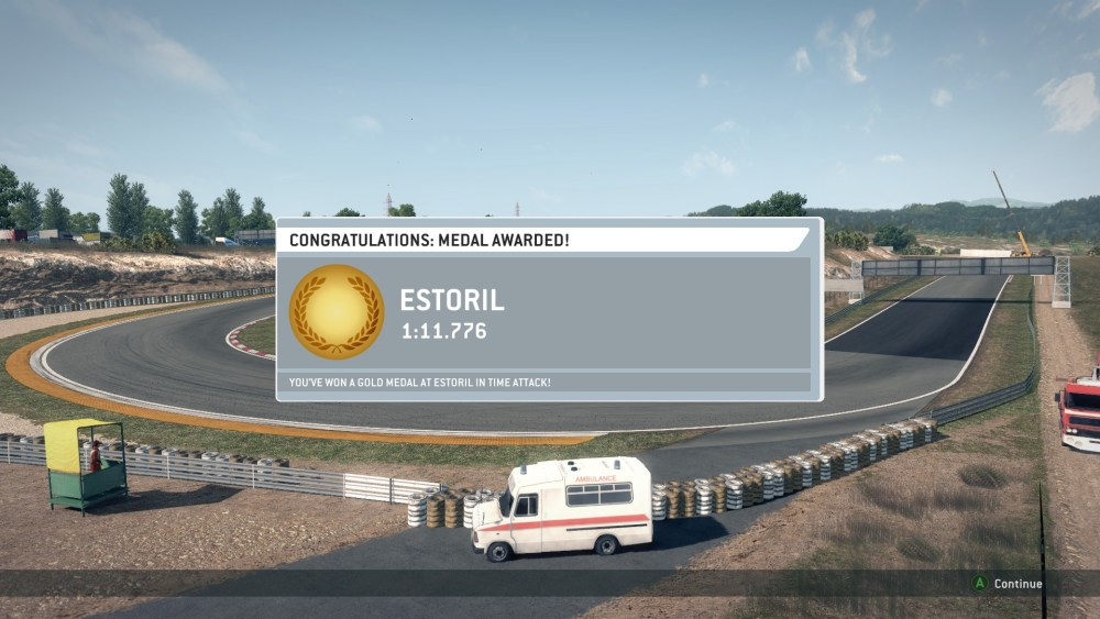 Gold Medals in Every Time Attack (F1 Classics) in F1 2013 (Screenshots Included) (2/3)