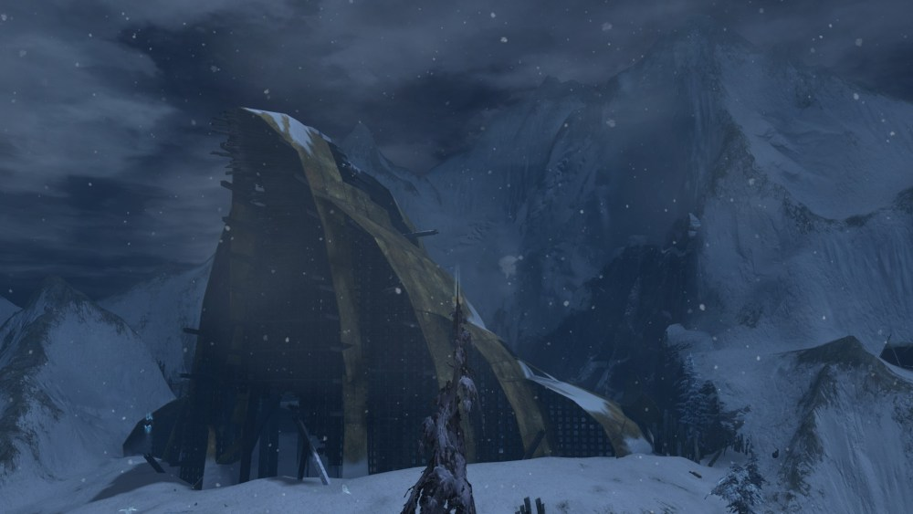 Let's Visit Tyria – All the Vistas in Guild Wars 2 – Snowden Drifts (5/6)