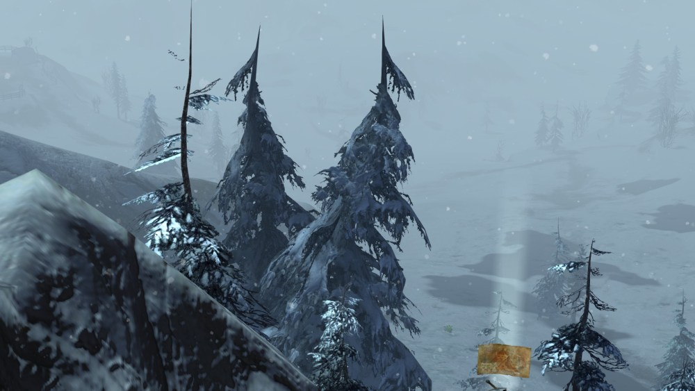 Let's Visit Tyria – All the Vistas in Guild Wars 2 – Snowden Drifts (6/6)