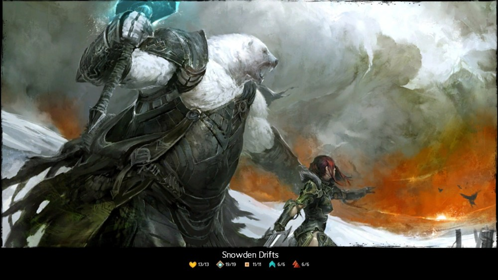 Let's Visit Tyria – All the Vistas in Guild Wars 2 – Snowden Drifts (2/6)