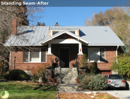 Standing Seam - After