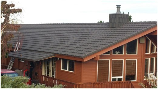 Yerrington Roof Company completed job.