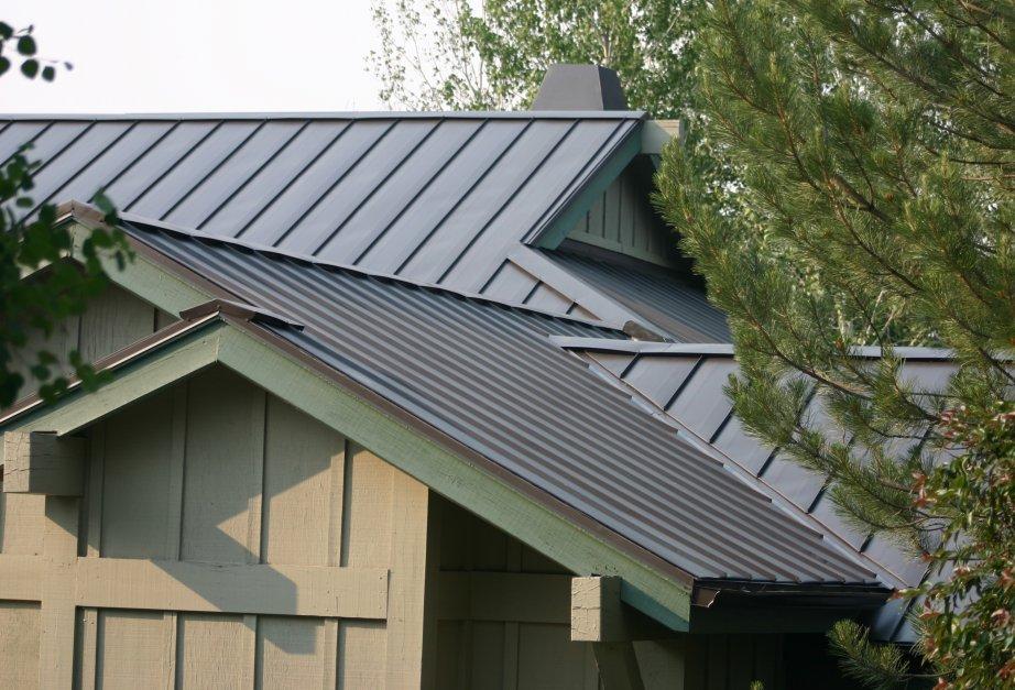 Good Reason Metal Roofstrue Green Roofing Solutions