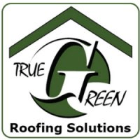 True Green Roofing Logo