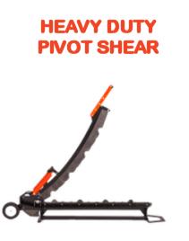 Swenson Shear Heavy Duty Pivot Shear
