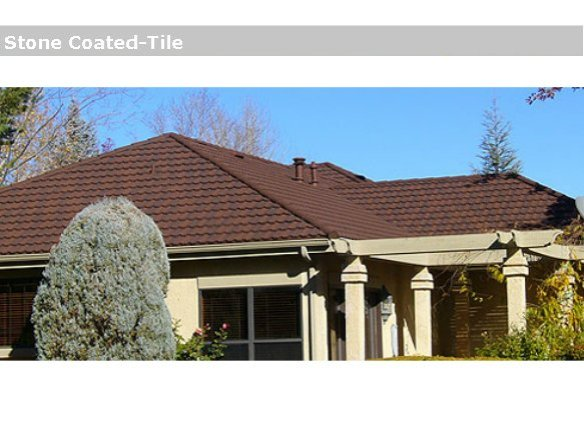 Stone Coated - TILE