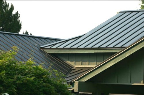 Standing Seam Roofing Pictures And Examples Of Metal