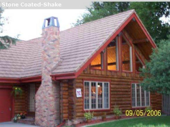 Stone Coated - SHAKE