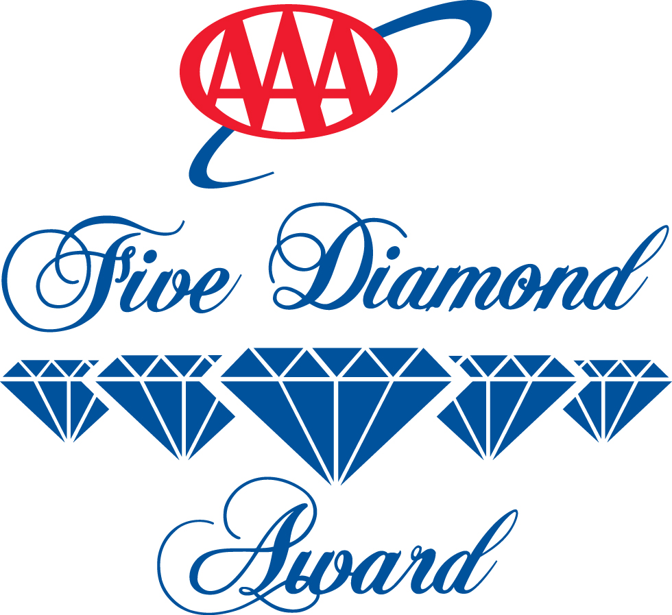 AAA Adds 7 Hotels to Exclusive Five Diamond List for 2017