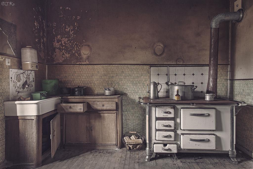 Haunted Kitchen True Horror Stories Of Texas