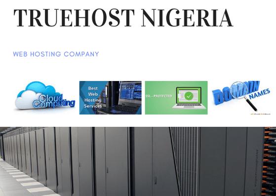 affordable web hosting in nigeria