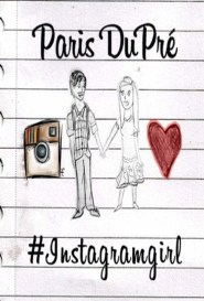 Picture of Instagram Girl Poster