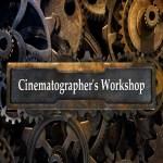 cinematographers workshop poster