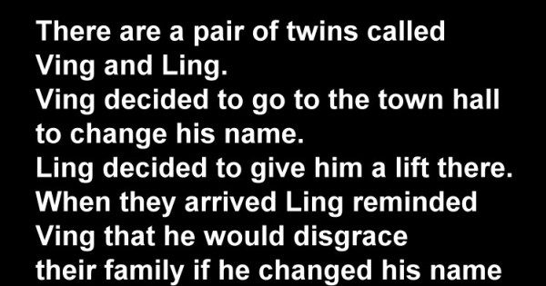 2 Twins Changing Their Name