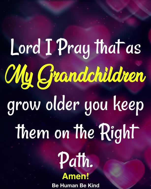 Grandchildren <3