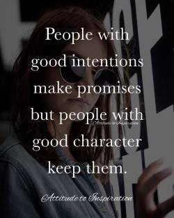 <3 People with good intentions …