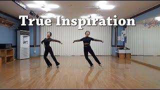 True Inspiration(Julia Wetzel)  – Line Dance
