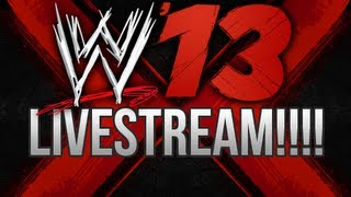 WWE 13: Online Matches ft. Special Guest! (ALL Game Modes)