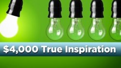 $4000 True Inspiration Contest! Jul 22nd Video Contest Update