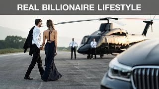 TRUE Billionaire Lifestyle & Luxury ✪ Success Inspiration 42