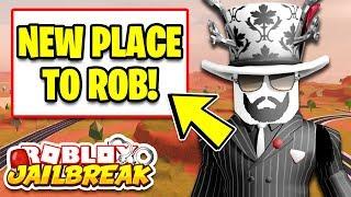 Roblox Jailbreak NEW MUSEUM STORE ROBBERY!? NEW SUMMER UPDATE LEAKED!
