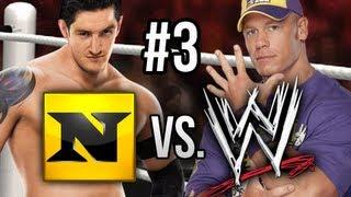 WWE 12 Story Mode – Nexus vs. WWE – Episode 3 (Custom Story)