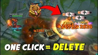 LEAGUE OF ONE SHOTS MONTAGE #8 – Perfect Damage in League of Legends