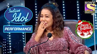 Janardan Pandit जी ने की Neha की भविष्यवाणी! | Indian Idol Season 12 | Christmas Special