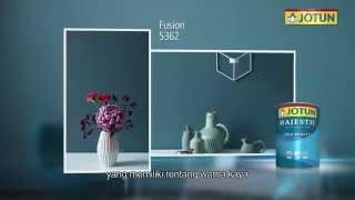 Jotun Majestic True Beauty Inspiration video_Indonesia subtitle