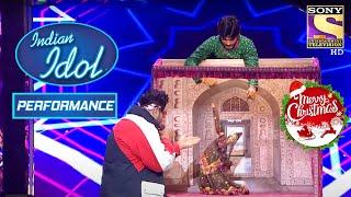 Badshah ने किया Sawai से Request | Indian Idol Season 12 | Christmas Special
