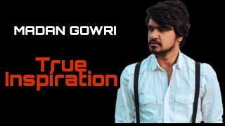 A True Inspiration  |  Madan Gowri | Motivation In tamil