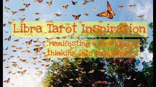 "Libra Tarot-Yoga Inspiration ""Manifesting a new kind of thinking into true liberty"""