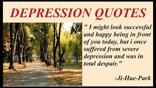 Depression Quotes  That Express  How You Feel Less | So True |  #depressionquotes