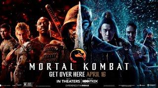 Mortal Kombat Movie New Poster Kabal First Look And Lewis Tan Talks The Raid Inspiration