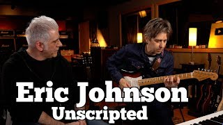 ERIC JOHNSON – GUITAR STYLE, TONE and INSPIRATION