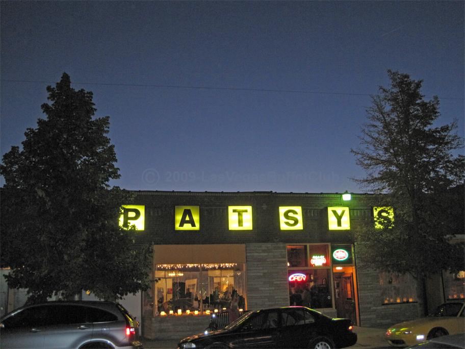 Patsy's Inn Italian Restaurant