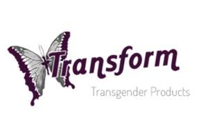 TRANSFORM transgender products logo