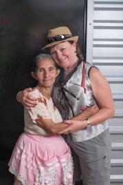 Sue and Maria